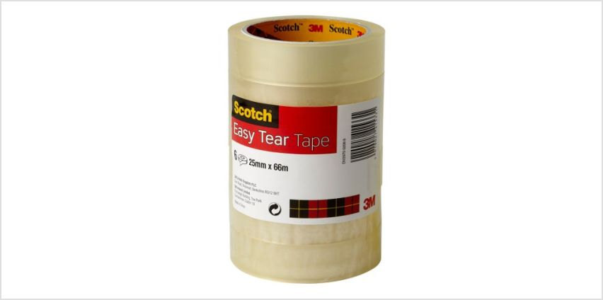 10% Off Scotch Tape from Amazon