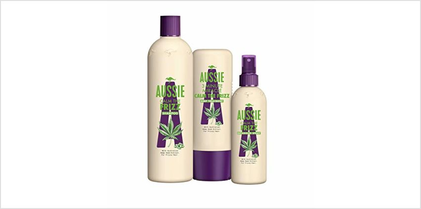 Over 15% off selected Haircare bundles from Amazon