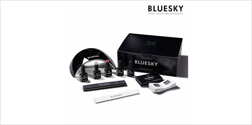 10% off Bluesky UV/GEL Nail Kits and Accessories from Amazon
