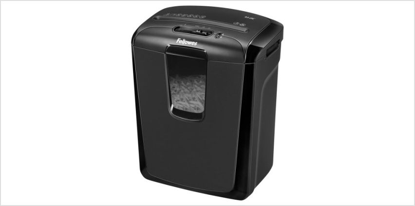 Save 20% on Fellowes Top Shredders from Amazon