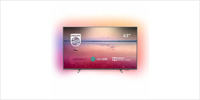 """Up to 48% off Philips 32""""-50"""" TVs from Amazon"""