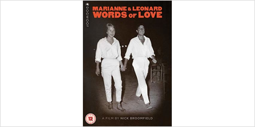 Marianne & Leonard: Words of Love [DVD] from Amazon
