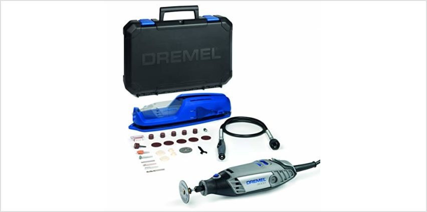 20% off Dremel power tools and accessories from Amazon
