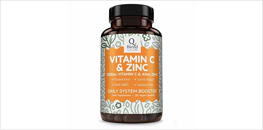 20% off Vitamins & Supplements by Nutravita from Amazon