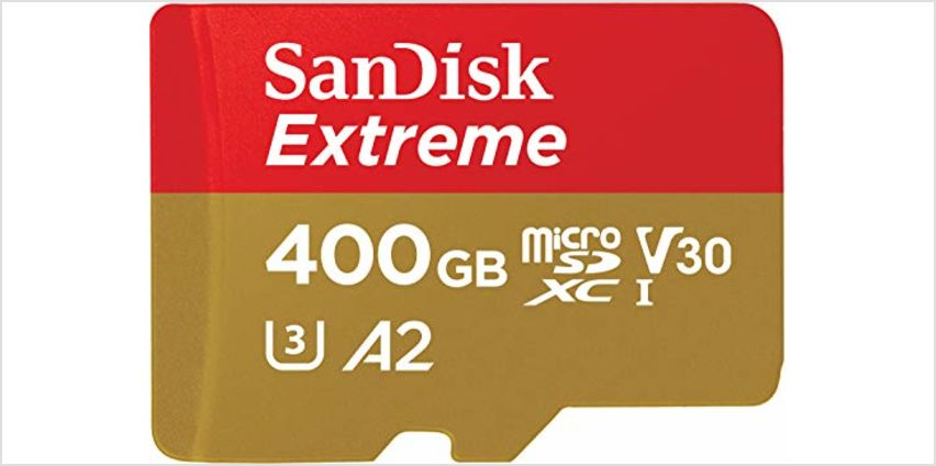 Up to 20% off SanDisk Memory & SSD from Amazon