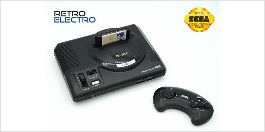 Official SEGA Mega Drive Scale Model - (non-functioning) from Amazon