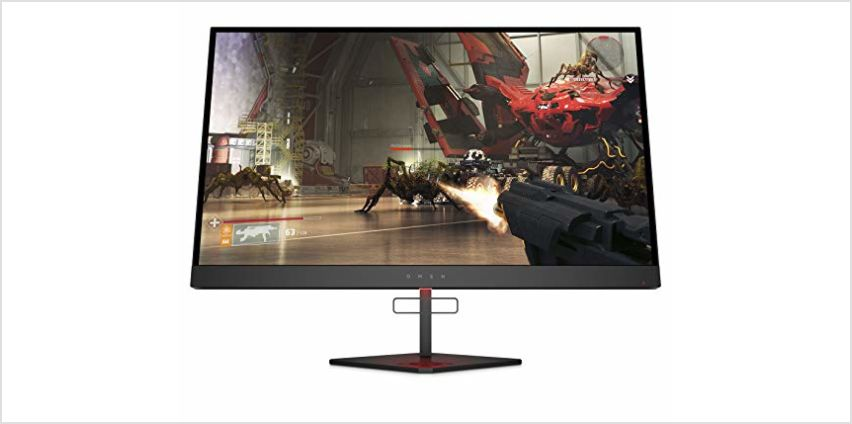 Save on HP Monitors from Amazon
