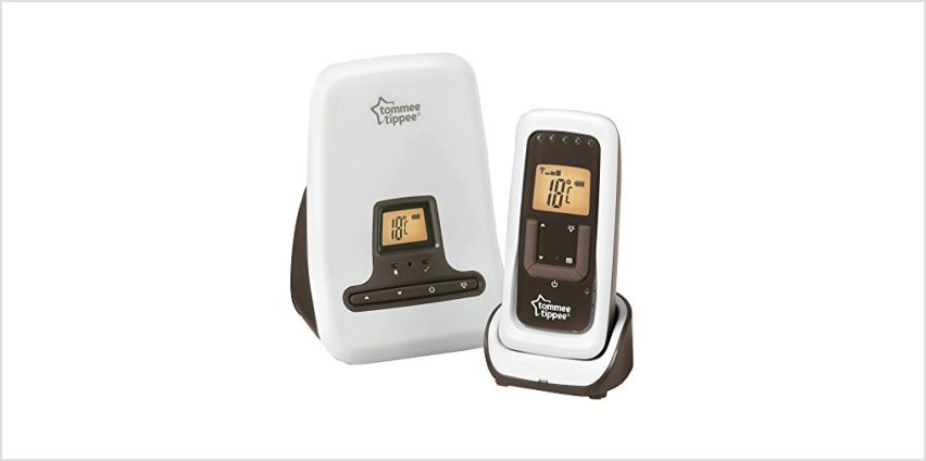 Save on Tommee Tippee Digital Sound Monitor and more from Amazon