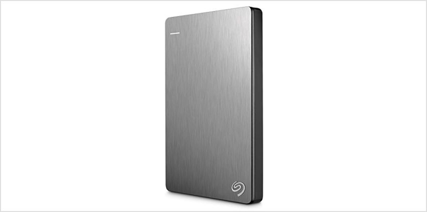 Save on Seagate EHDDs from Amazon