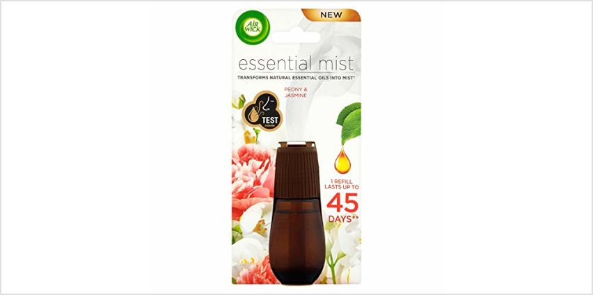 28% off Air Wick Essential Mist Refills from Amazon