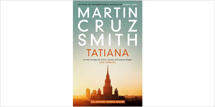 Today's Big Deal: 13 Martin Cruz Smith Kindle Books on sale from Amazon