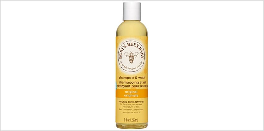20% off Burt's Bees Baby Selection from Amazon