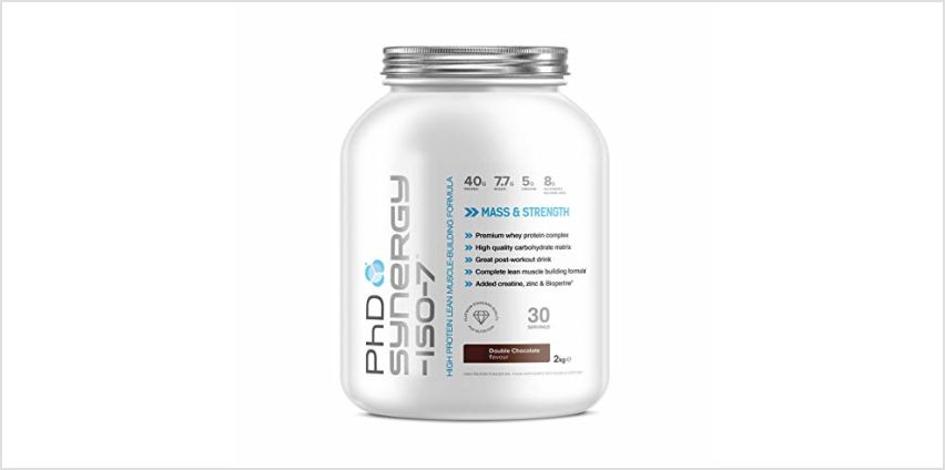Save on PhD Synergy 2Kg from Amazon