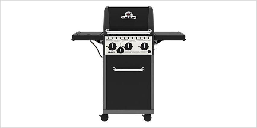 15% off Gas & Charcoal BBQs from Amazon