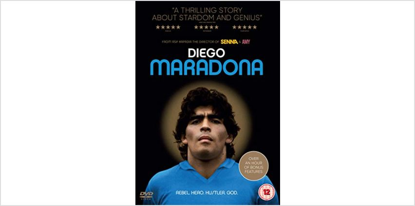 Save Up to 25% on Selected DVDs from Amazon