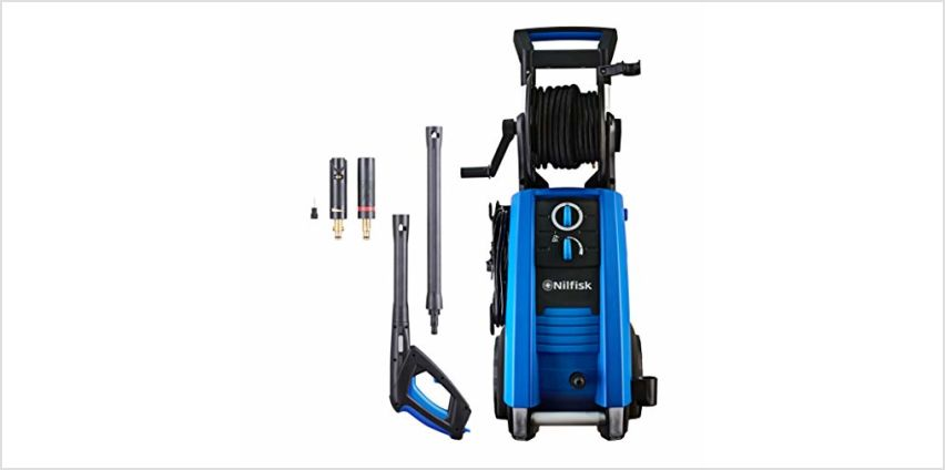 Save up to 25% on Nilfisk Pressure Washers and Accessories from Amazon