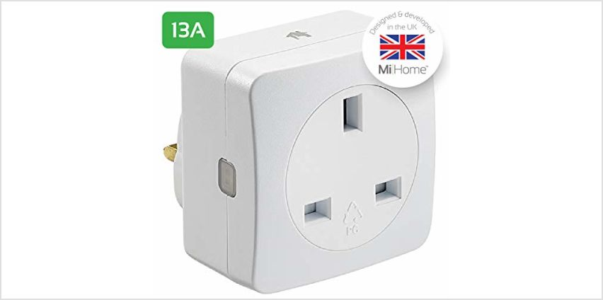 25% off selected Energenie Smart Plugs and more from Amazon