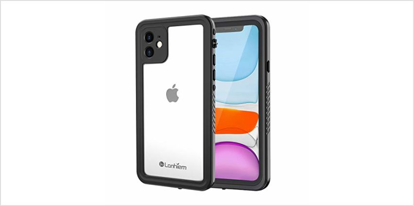 Lanhiem Waterproof Case for iPhone Series FBT from Amazon