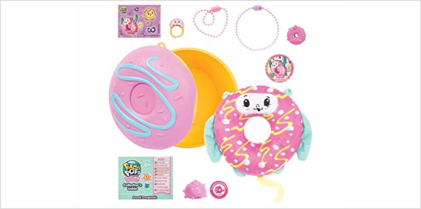 Save on Pikmi Pops PKD01000 Doughmi Surprise Pack Plush (Variety Style Picked at Random), Assorted and more from Amazon