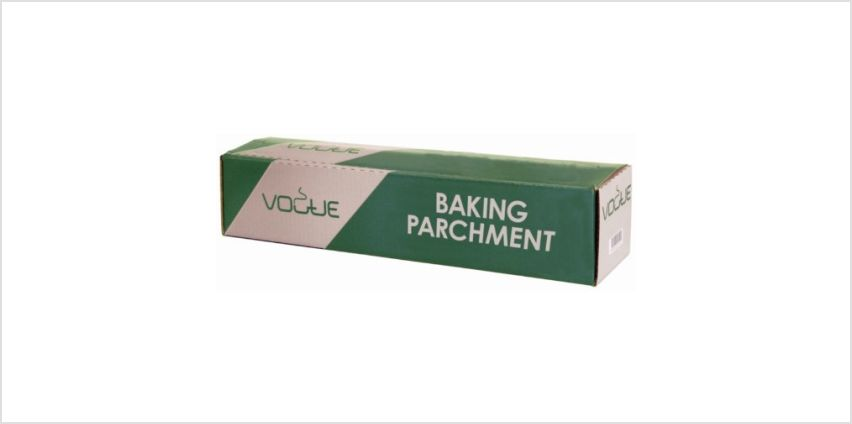 Vogue Baking Parchment Paper 290mm Microwave Oven Cooking Mat Sheet Non Stick from Amazon