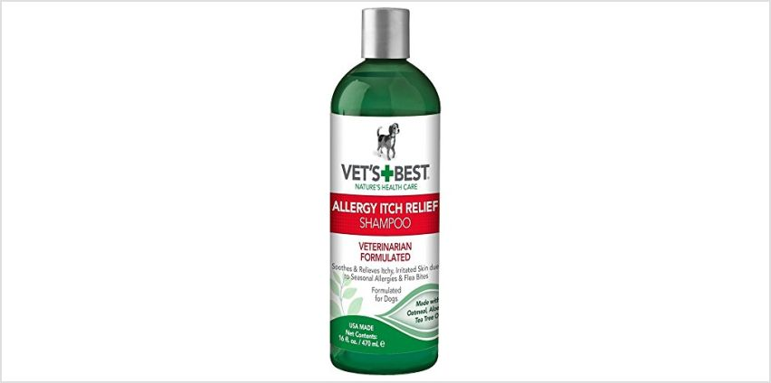 Up to 27% off Vet's Best Supplements and Shampoos from Amazon