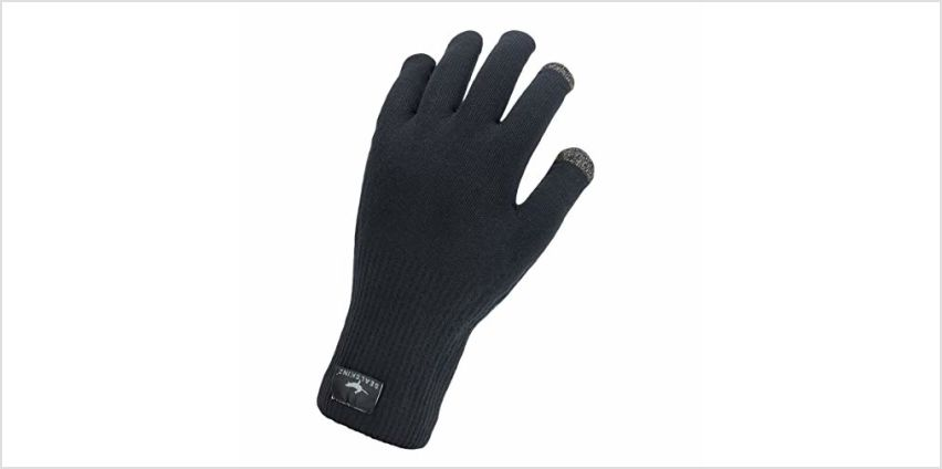 10% off Sealskinz New Season Outdoor Accessories from Amazon