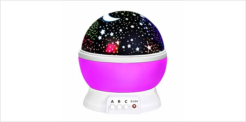 KITY Star Night light for Kids - Best Gifts from Amazon