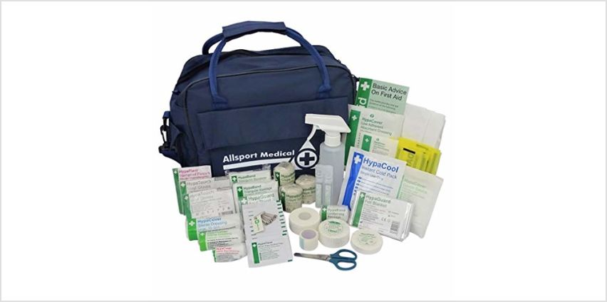 Up to 25% off First Aid Kits from Amazon