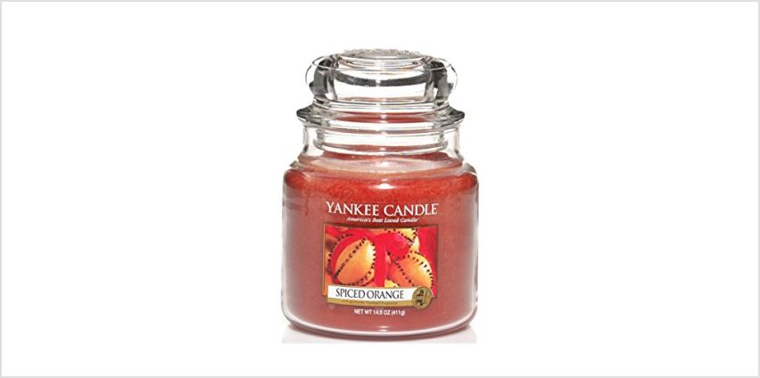 Up to 20% off Yankee Candles from Amazon