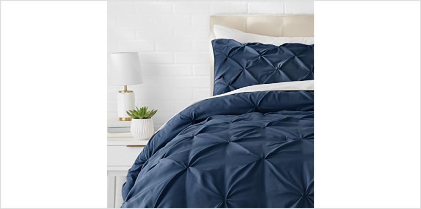 Up to 20% on Bath and Bed linens from AmazonBasics and more from Amazon