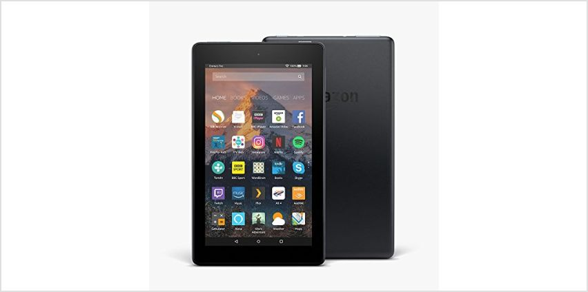 Save £15 on Certified Refurbished Fire 7 Tablet (Previous Generation - 7th) from Amazon
