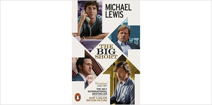 "Today only: ""The Big Short"" and more from 99p from Amazon"