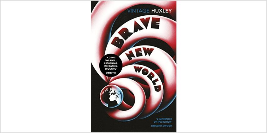 """Today only: """"Brave New World"""" and more from 99p from Amazon"""