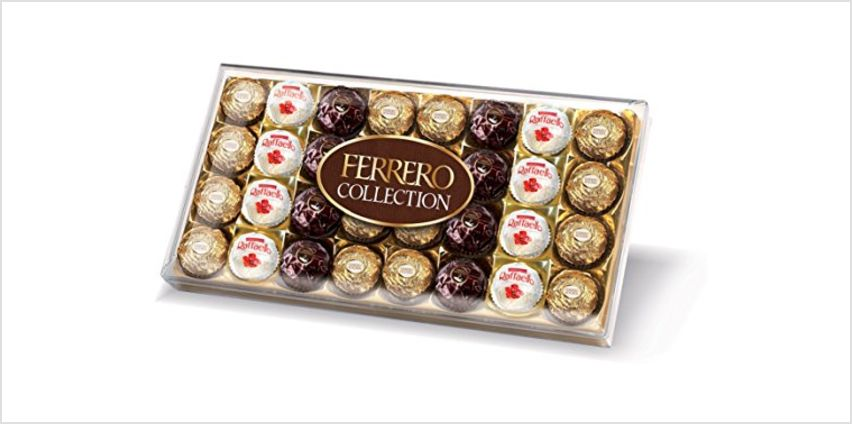 Save on Ferrero products from Amazon