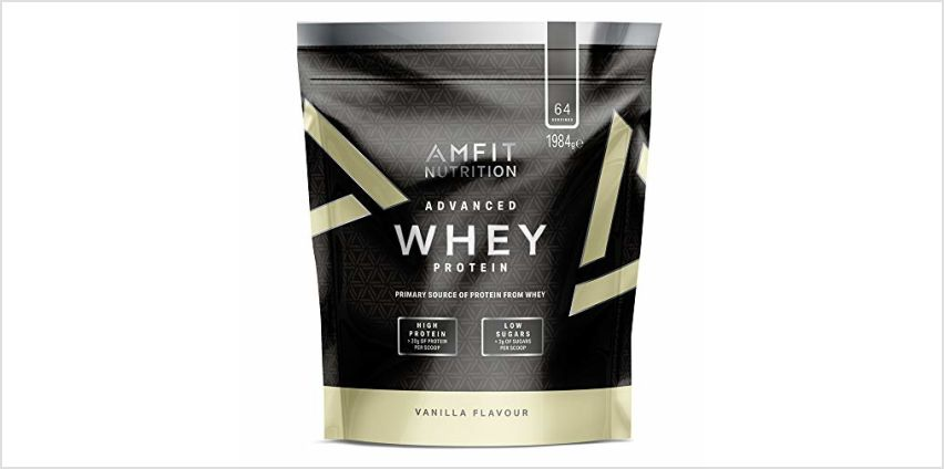 Up to 25% off on nutrition products by Amazon brands from Amazon