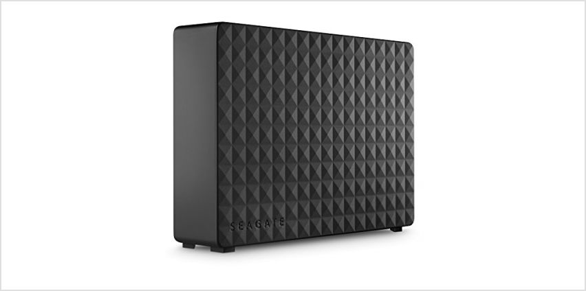 Up to 24% off Seagate and LaCie Drives from Amazon