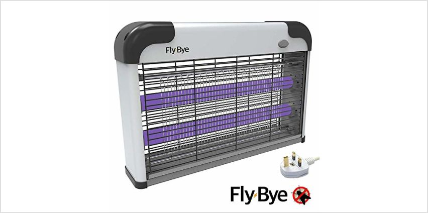 Discount on Fly-Bye Insect Killer Lamps from Amazon