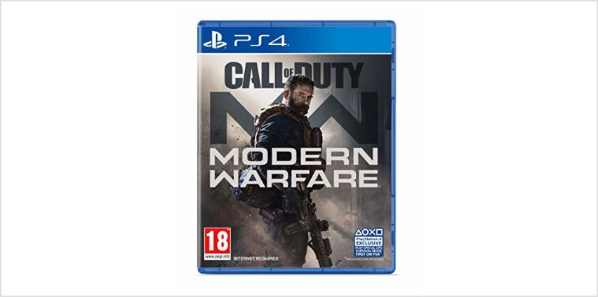 Save on Call of Duty: Modern Warfare (PS4) (Exclusive to Amazon.co.uk) and more from Amazon