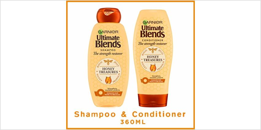 25% off Garnier Ultimate Blends from Amazon