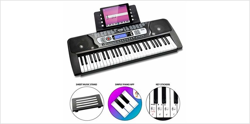 Up to 25% off RockJam Keyboards and Accessories from Amazon
