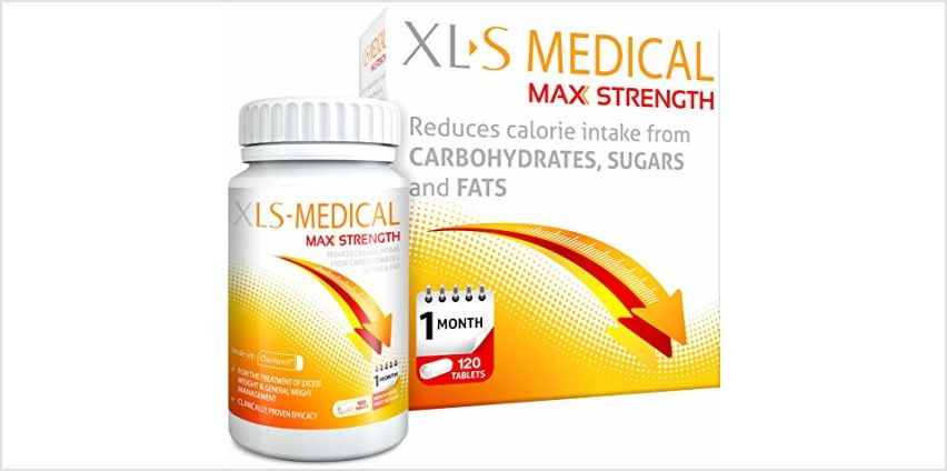 Up to 45% off XLS-Medical  from Amazon