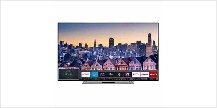 Save 10% on Toshiba 2019 TVs from Amazon
