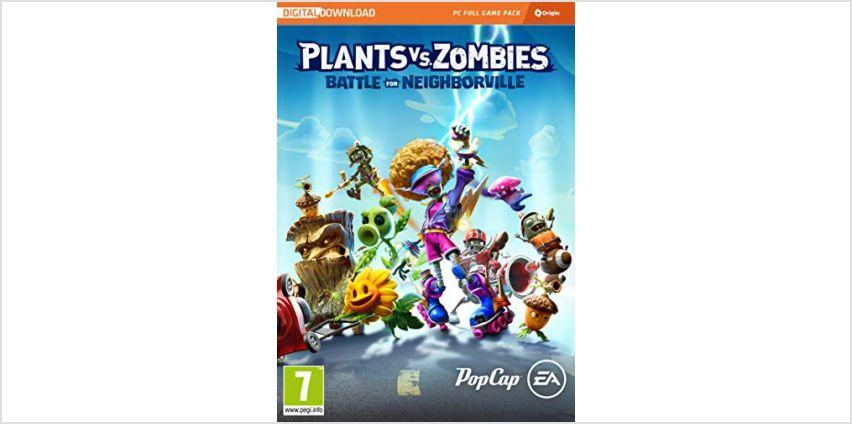 Plants vs Zombies Battle for Neighborville Battle for Neighborville | PC Code - Origin from Amazon