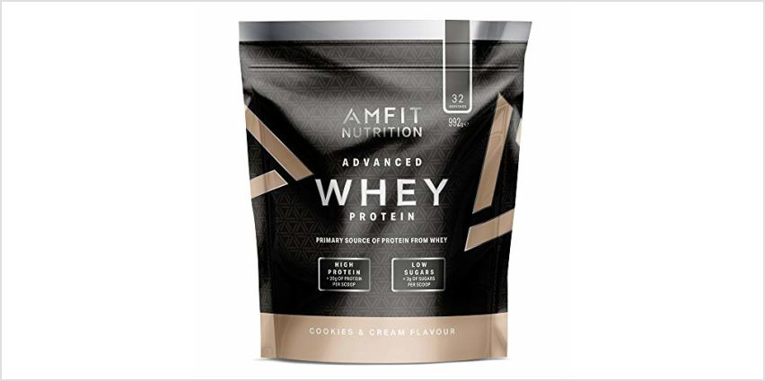 Up to 20% off on nutrition products by Amazon brands from Amazon