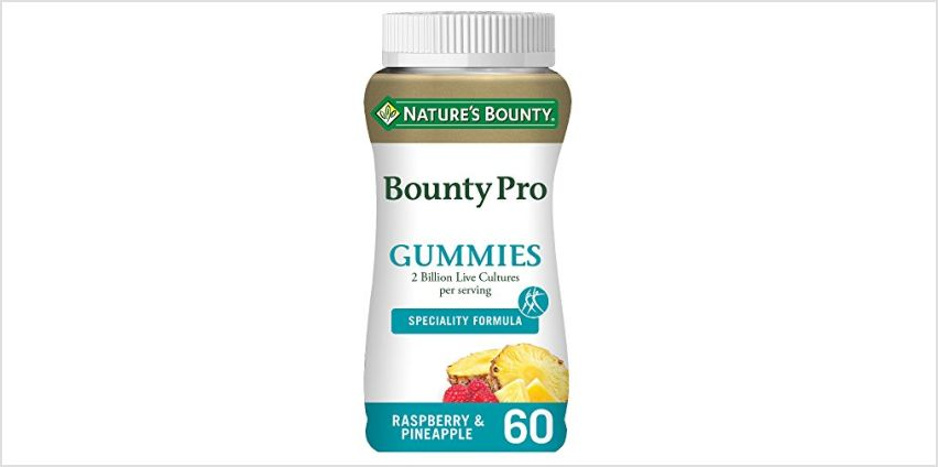 Up to 30% off Nature's Bounty  from Amazon