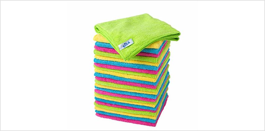 MR.SIGA Microfiber Cleaning Cloth from Amazon