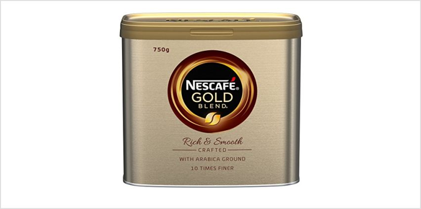 up to 27% off on Nescafé coffee from Amazon