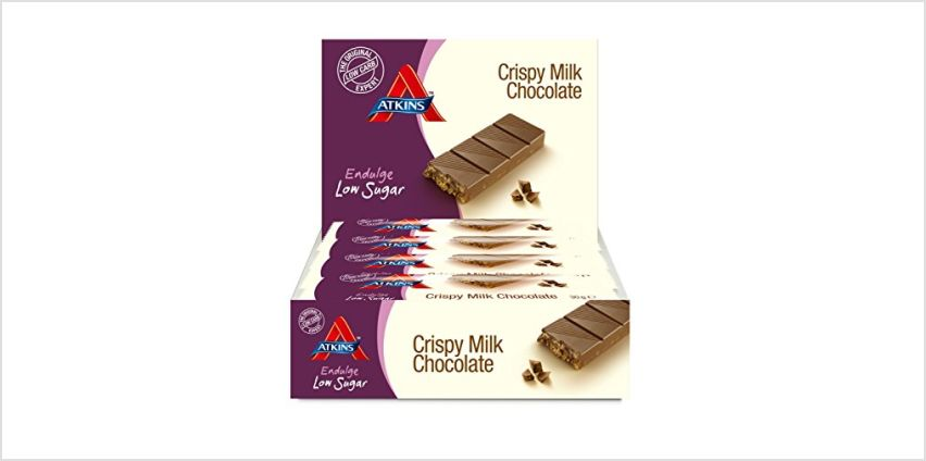 Save on Atkins Bars & Shakes from Amazon