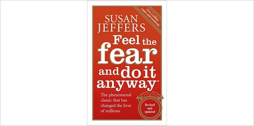 "Today only: ""Feel The Fear And Do It Anyway"" and more from 99p from Amazon"