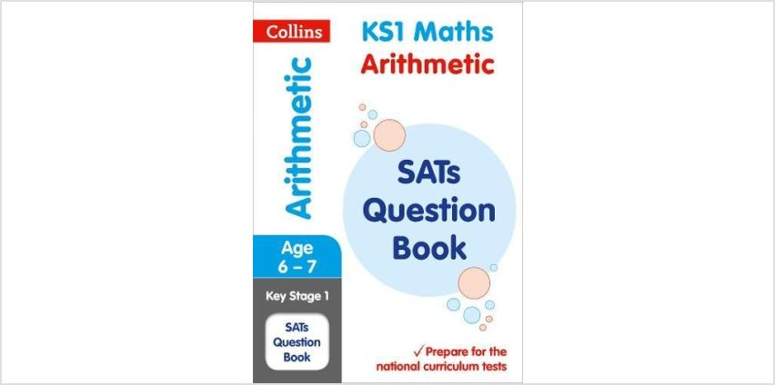 Save on KS1 Maths - Arithmetic SATs Question Book: for the 2020 tests (Collins KS1 SATs Practice) and more from Amazon
